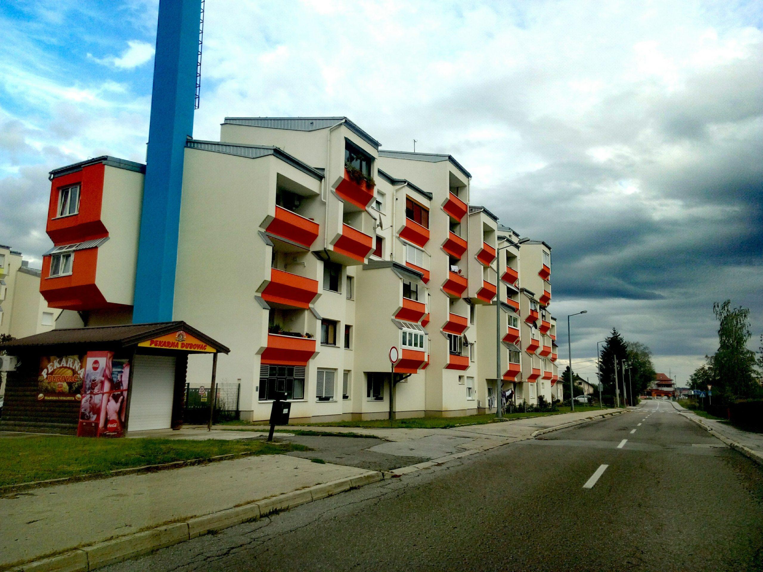 Energetska obnova stambenog niza u Karlovcu, Baščinska cesta 37a-b, 39a-d i 41a-c